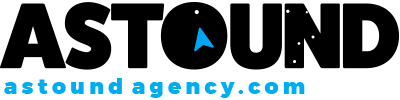 Astound Creative Agency Logo